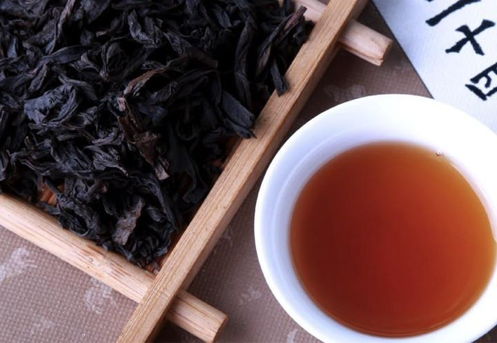 Lao Cong Shui Xian Tea Old Fir Narcissus Tea Wuyi Oolong Tea