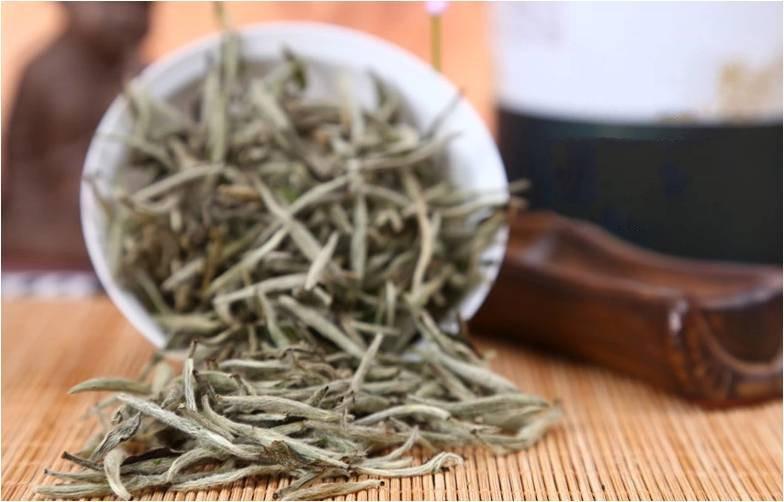 Sliver Needle Pekoe Tea Bai Hao Yin Zhen Tea