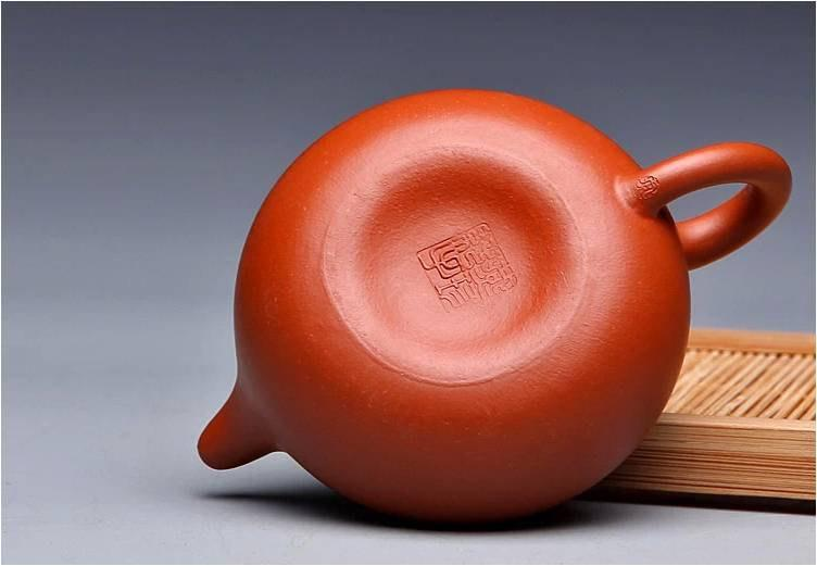 Qie Duan Teapot Premium And Treasure Yixing Zisha Pottery Handmade Zisha Clay Teapot Guaranteed 100%Genuine Original Mineral Fired