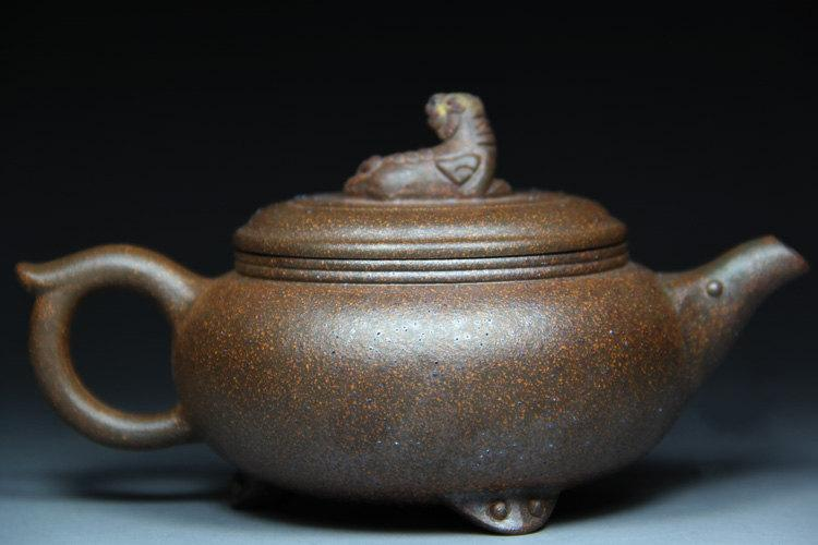 Hidden Dragon Teapot Premium And Treasure Yixing Zisha Pottery Handmade Zisha Clay Teapot Guaranteed 100%Genuine Original Mineral Fired