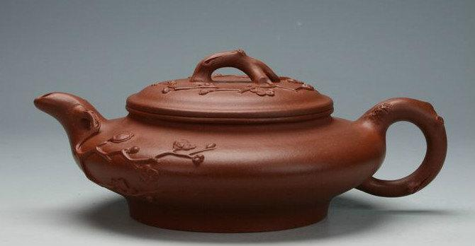 Shui Bian Teapot Yixing Pottery Handmade Zisha Clay Teapot Guaranteed 100%Genuine Original Mineral Fired