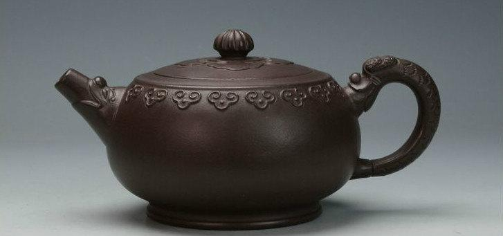 Ru Yi Teapot Yixing Pottery Handmade Zisha Clay Teapot Guaranteed 100%Genuine Original Mineral Fired