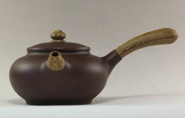 Heng Ba Hu Chinese Gongfu Teapot Yixing Pottery Handmade Zisha Teapot Guaranteed 100%Genuine Original Mineral Fired