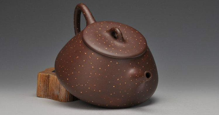 Pusha Shipiao Teapot Chinese Gongfu Teapot Yixing Pottery Handmade Zisha Teapot Guaranteed 100%Genuine Original Mineral Fired