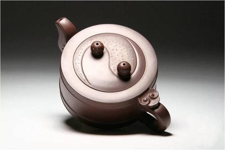 Ba Gua Teapot Premium And Treasure Tea Pot Handmade Zisha Clay Teapot Guaranteed 100%Genuine Original Mineral Fired