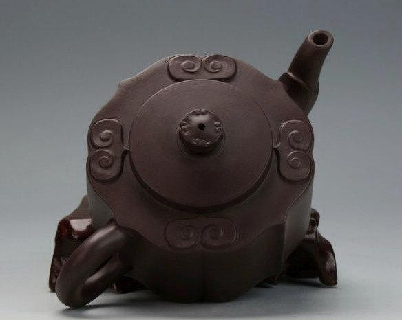Ru Yi Teapot Premium And Treasure Yixing Zisha Pottery Handmade Zisha Clay Teapot Guaranteed 100%Genuine Original Mineral Fired